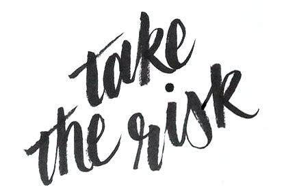 Taking risk narrative essay